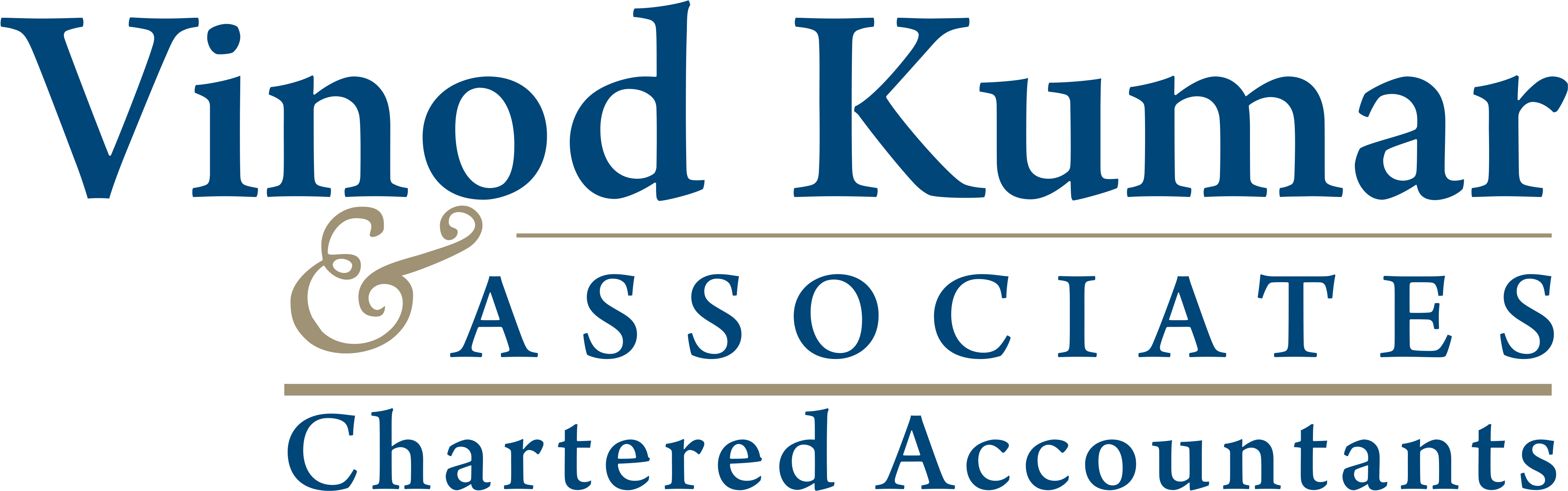 Vinod Kumar & Associates Chartered Accountants - Indian CA Firm