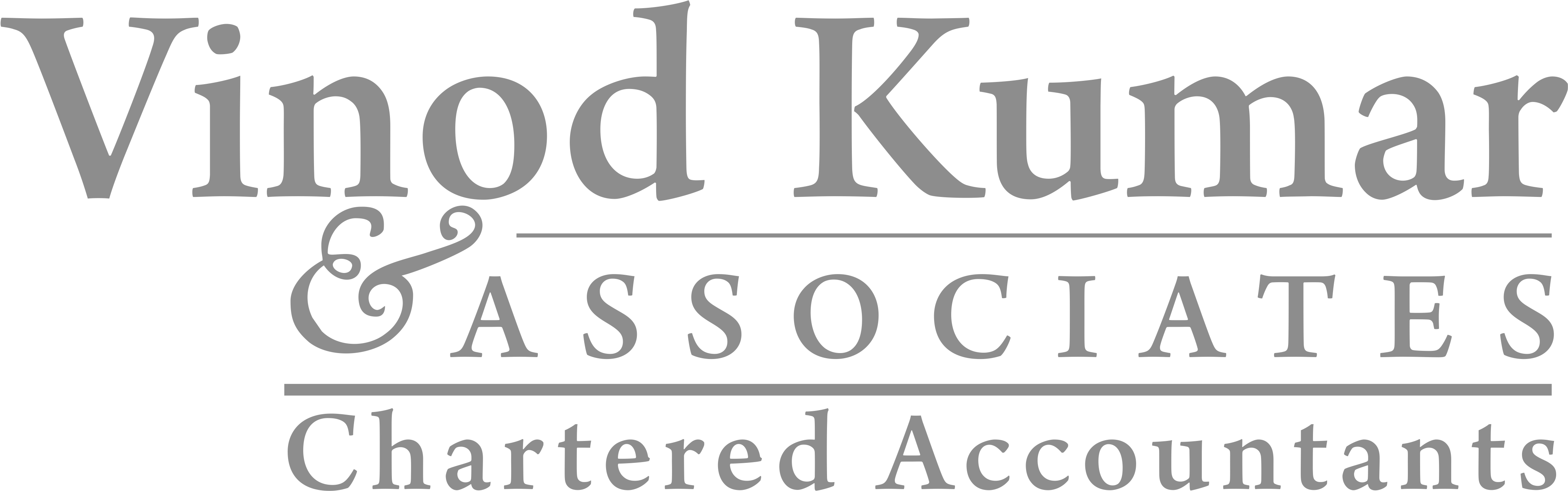 Vinod Kumar & Associates Chartered Accountants